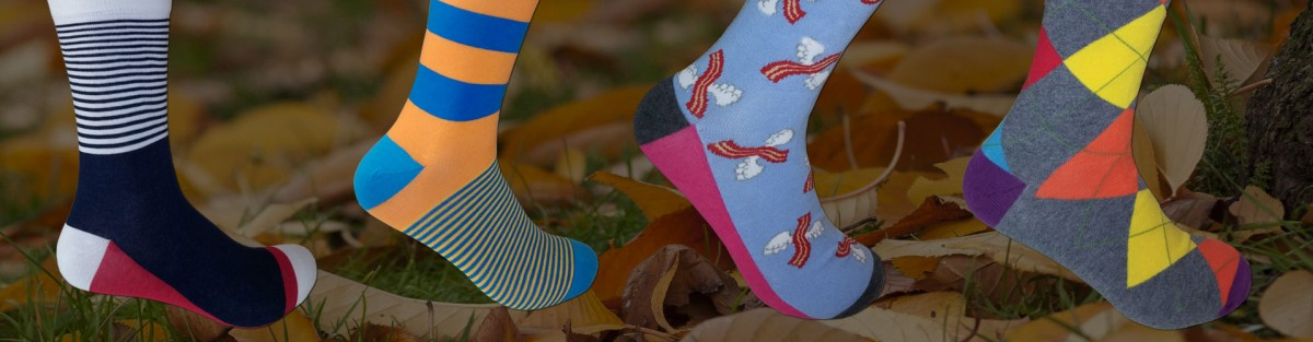 Step into fall with a pair of uncommon feet!