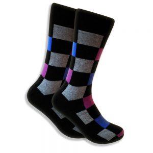 checker-sock-black-gray-blue-purple (1)