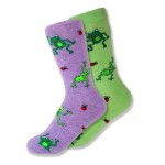frogs-purple-green-mismatched